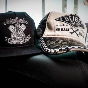 Geiger-Kollektion Caps